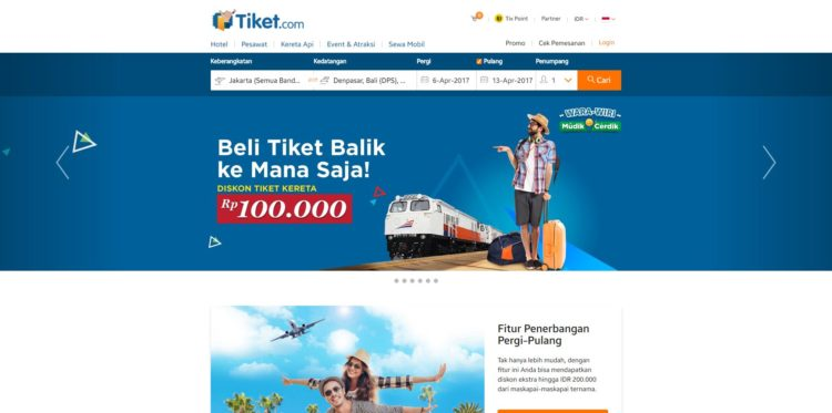 PHP Website For Ticket Booking